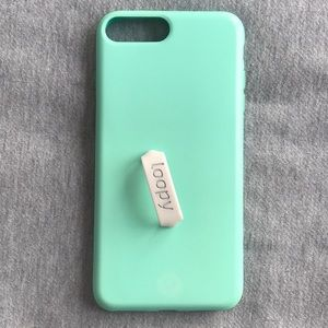 "iPhone 7 Plus ""loopy"" brand phone case"